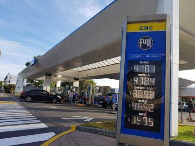 YPF, Shell y Axion aumentaron sus precios en San Luis y el litro de Súper promedia los $42