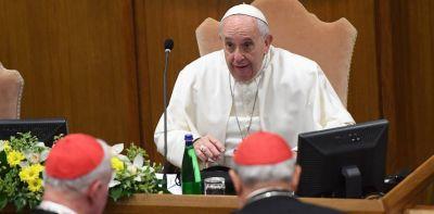 El Papa y sus enojos con Macri, Marcos Peña y Durán Barba