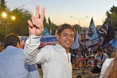 """Kicillof en Neuquén: """"Vaca Muerta no es solo gas y petróleo, es actividad económica"""""""