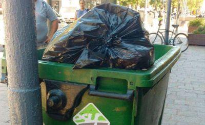 Avanza el sistema de contenerización de residuos en La Plata