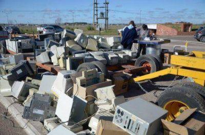 Se organizó una nueva Campaña de Recolección de Basura Electrónica