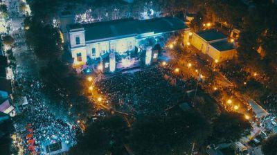 Más de 15 mil personas vivieron el Cierre Cultural 2019