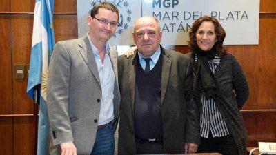 """Schütrumpf: """"Está complicada la situación social en Mar del Plata"""""""