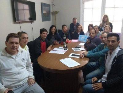 Hipotecados UVA Necochea se reunieron con concejales: Piden la conversión del crédito a uno regular