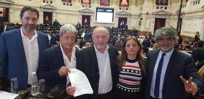 Diputados sindicalistas presentaron proyecto de ley para preservar puestos de trabajo