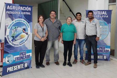 Petroleros Jerárquicos firmaron convenio de descuento con escuela de Gimnasia Artística