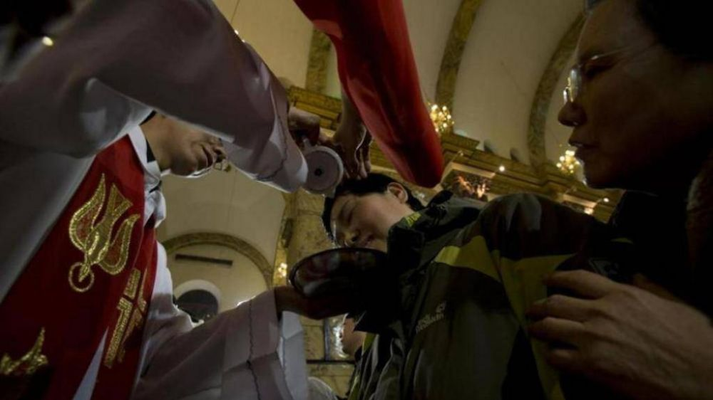 China; casi 50 mil bautismos en la Iglesia católica durante 2018