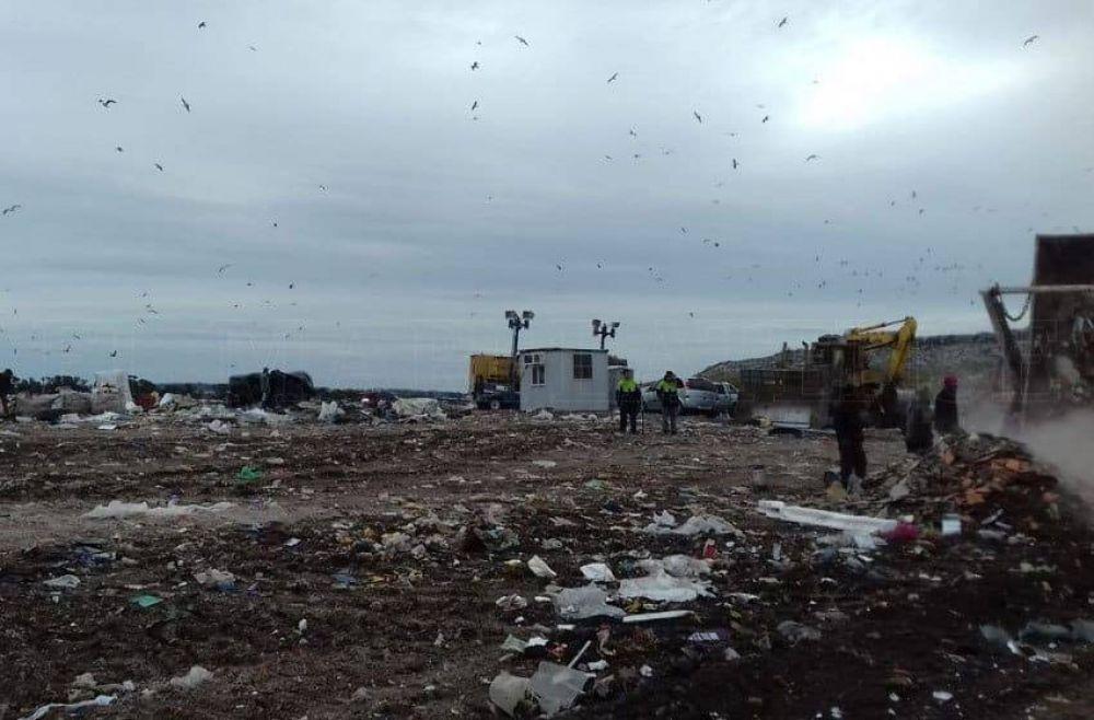 Ceamse busca inaugurar en 40 días la planta para recicladores