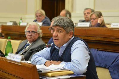 Desde el corazón del Vaticano, Pablo Moyano atacó con dureza al Gobierno