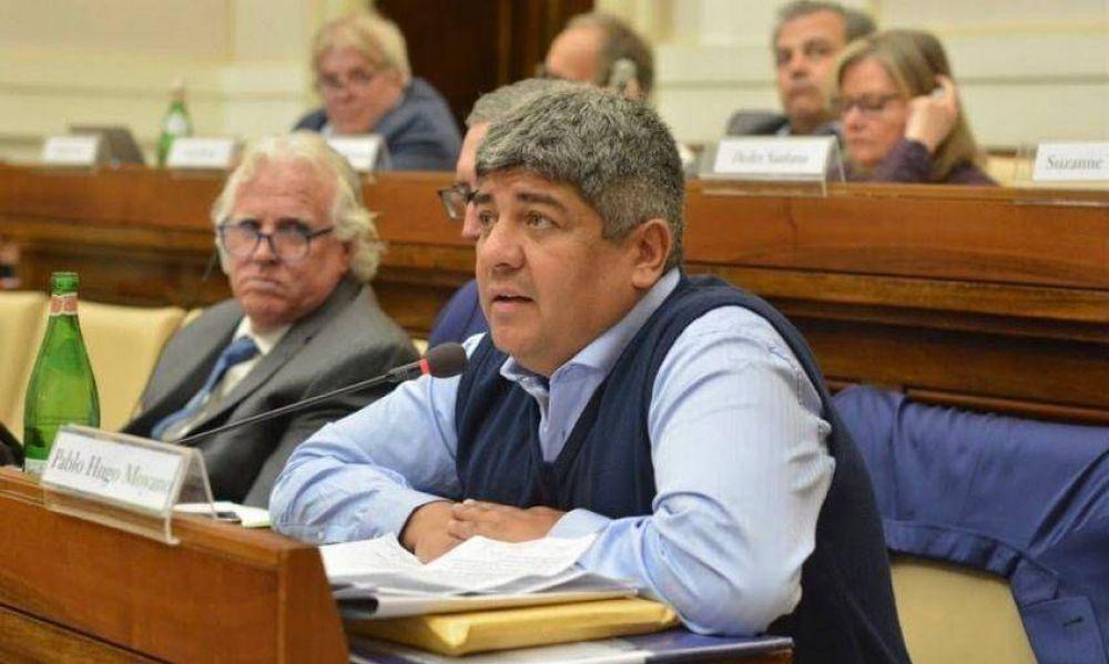 """En el Vaticano, Pablo Moyano cargó contra """"la derecha que gobierna Argentina"""""""