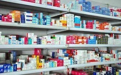 El uso de medicamentos se redujo 5% en 2018 y este año se profundiza la caída
