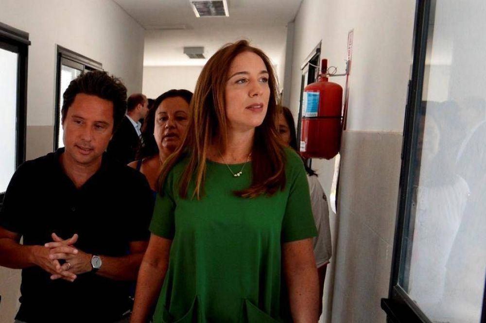 El gobierno de Vidal aplicará descuentos a todos los docentes que se adhieran al paro de 72 horas