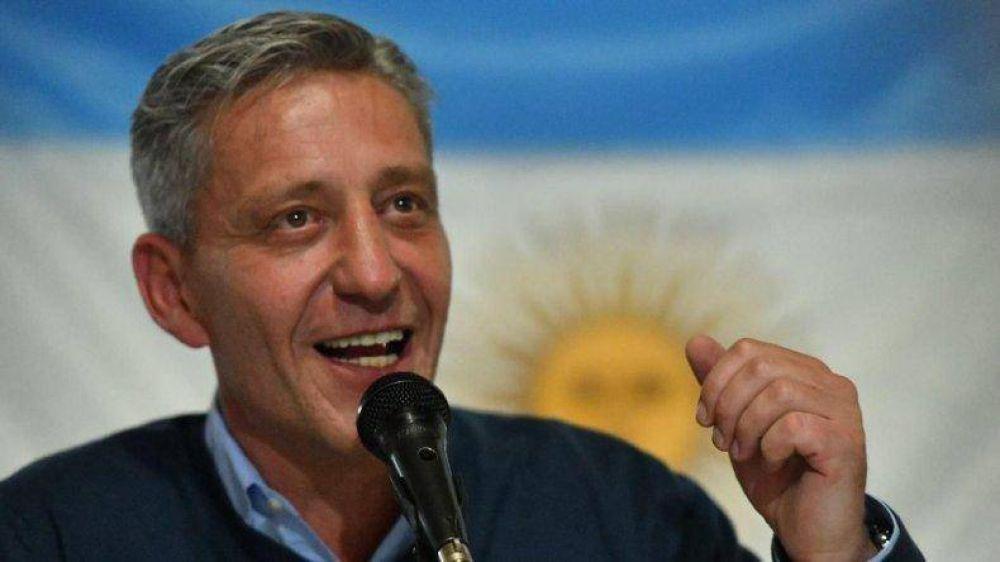 Arcioni pide no utilizar histórica necesidad