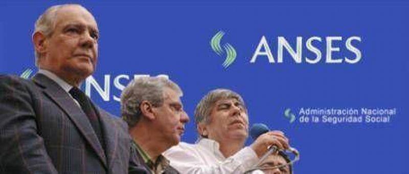 Qu� hizo el �rea de ANSES que integra Zanola con los fondos de las AFJP