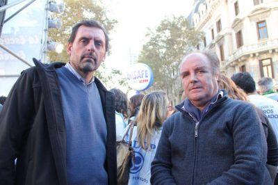 """Miguel Díaz: """"La gobernadora (Vidal) hace 9/10 meses podría haber solucionado este conflicto"""