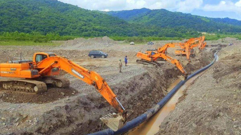 Agua Potable refuerza el acueducto Río Grande – Los Perales