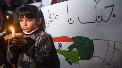 Oración, Paz, y ayuno: los jóvenes piden paz entre India y Pakistán