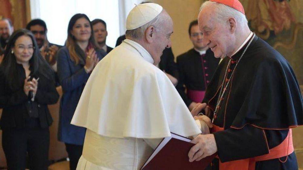 Papa a CAL: ser católico en política no significa ser recluta de un grupo