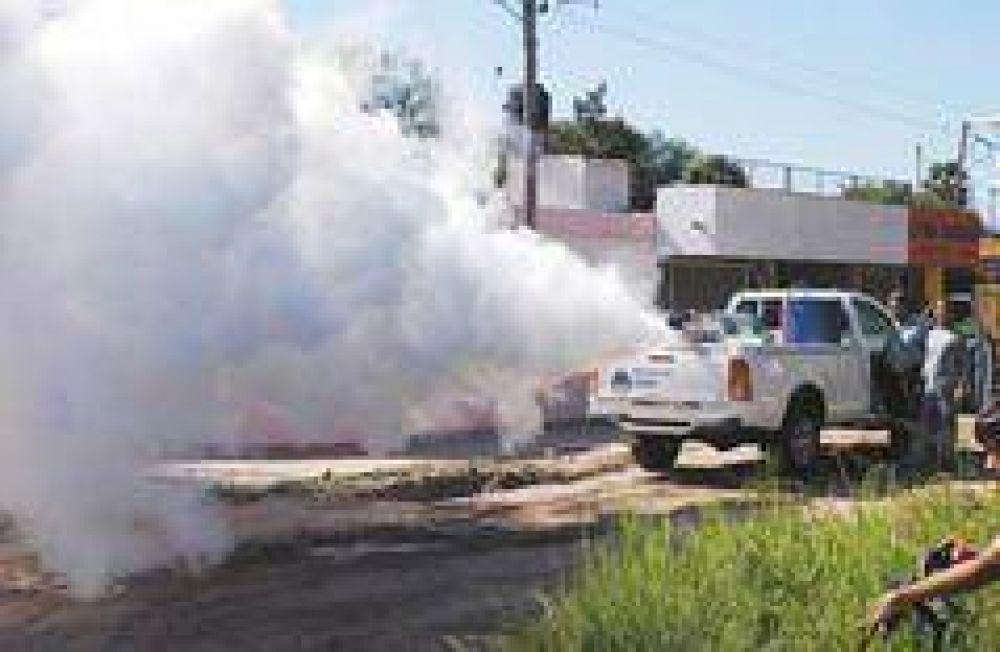 Gobernadores organizan estrategia común por temor a la vuelta del dengue