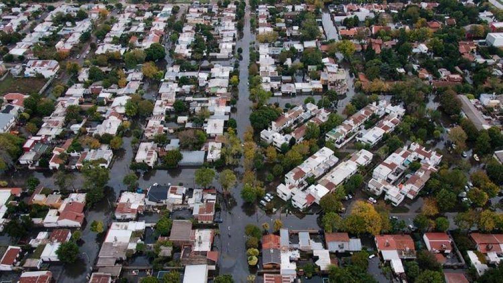 El único condenado por la inundación de La Plata que dejó 89 muertos deberá pagar una multa de entre 700 y 12.500 pesos