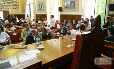La trama secreta de una nueva derrota de Arroyo en el Concejo Deliberante