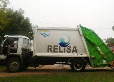 El lunes cambia el horario de la recolección de residuos