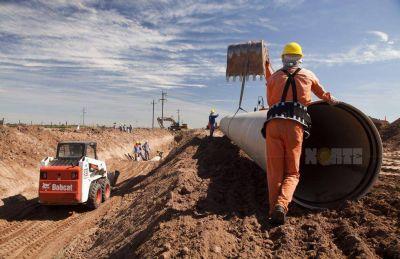 Peppo pedirá a Nación defender los puestos de trabajo de los obreros del acueducto