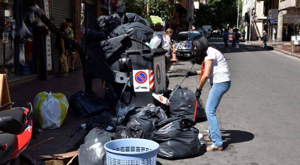 Basura: tensión entre el Surrbac y la Municipalidad por el enterramiento