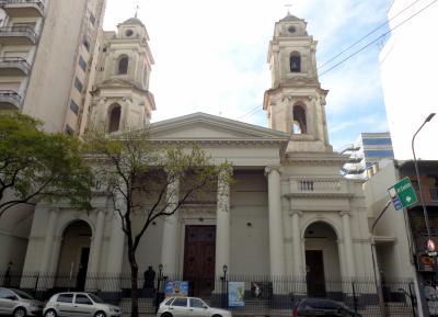 Comienza la recorrida por los lugares de culto de Buenos Aires