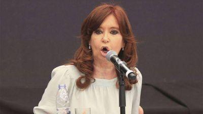 Cristina Kirchner cuestionó al fiscal Carlos Stornelli y habló de