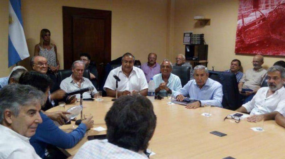 La CGT se reunió con cámaras industriales y define medidas las próxima semana