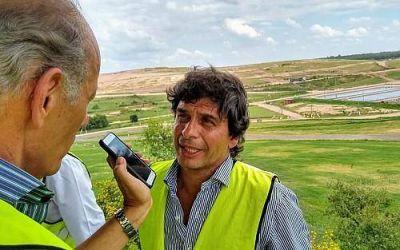 """Maceiras: """"Queremos que la gente tome conciencia en la separación de residuos"""""""