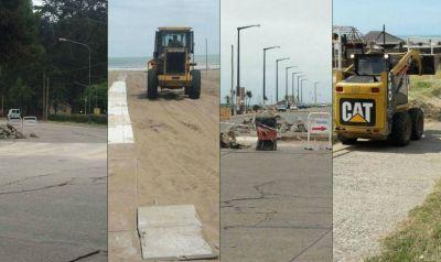 Proyectos 2019: 100 millones de pesos en maquinarias y arreglos de calles