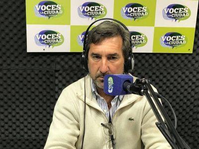 """Peto"" Issin confirmó su pre candidatura a intendente"