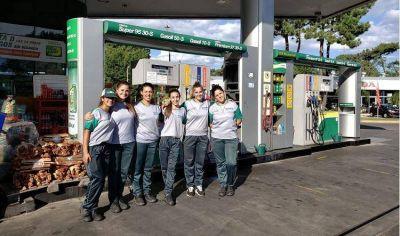 URUGUAY: Uno de cada tres puestos de trabajo en Estaciones de Servicio es ocupado por una mujer