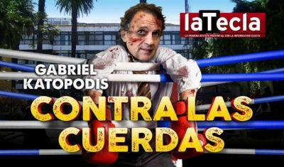Katopodis al borde del knockout