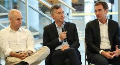 Macri participó de la reunión del Gabinete porteño