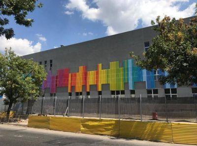 Larreta inauguró el Polo Educativo Mataderos con capacidad para mil alumnos