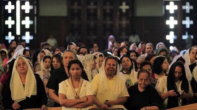 Egipto reconoce más de 150 templos e inmuebles católicos