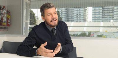 """Marcelo Tinelli: Cristina Kirchner y Mauricio Macri """"son dos caras de la misma moneda y tienen picado el boleto"""""""