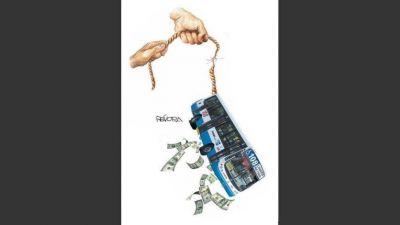Último bondi industria argentina: metáfora de una crisis fabril que no toca fondo