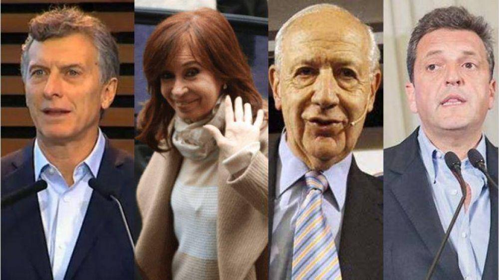 La rosca política al rojo vivo: en qué andan los que pueden ser presidentes
