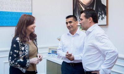 En la fortaleza del MPN, CFK busca darle el primer disgusto a Macri