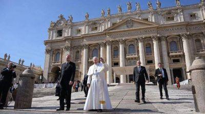Seis años del papa Francisco: 'Nadie es profeta en su tierra'