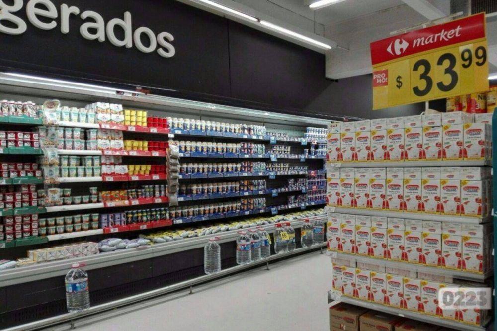 Repositores externos temen posibles despidos en Mar del Plata