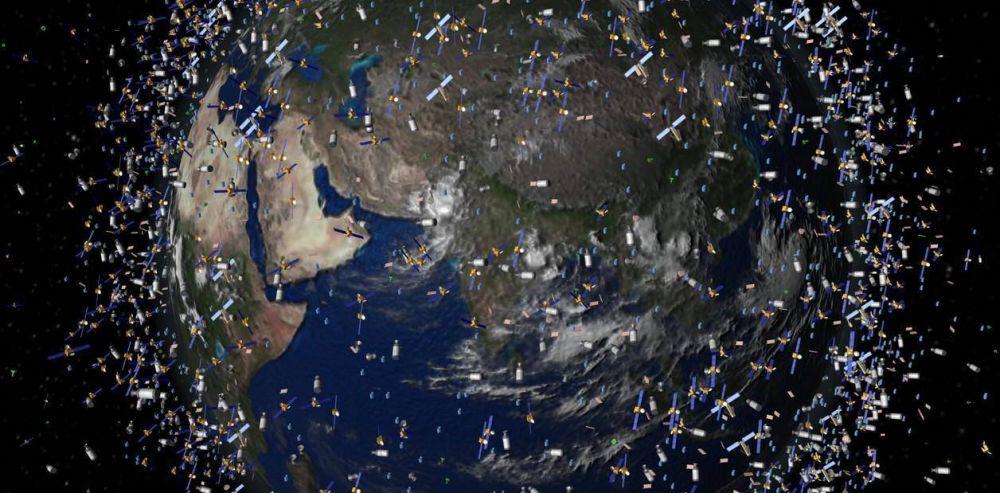La chatarra espacial, fuera de control: este año podría caer a la Tierra una vieja sonda de una tonelada