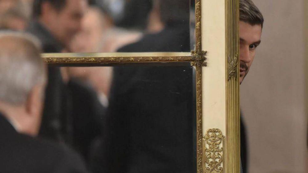 Marcos cruza la opción Vidal presidenta: