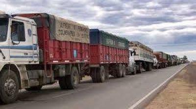 El transporte de cargas tendrá un piso de suba de 5% este mes