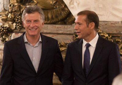 Derrota digna: se cuelga Macri del triunfo de Omar Gutiérrez para festejar la caída de CFK en Neuquén