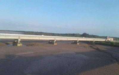 Insólito comportamiento del Bermejo deja sin agua a Castelli y otras poblaciones